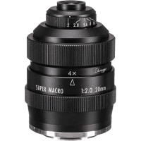 Mitakon Zhongyi 20mm f/2 4.5x Super Macro Lens for FUJIFILM X