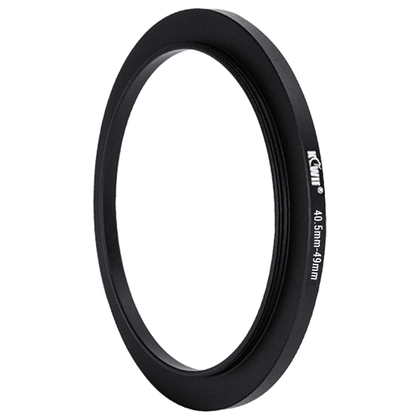 Kiwifotos Step-Up Ring 40.5-49mm