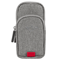 Cosyspeed Stuffbag Steel Grey / Red