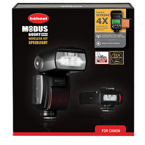 Hähnel Modus 600RT MK II Kit Canon Speedlight with Viper TTL