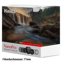 Haida NanoPro Magnetic Filter Kit 77mm