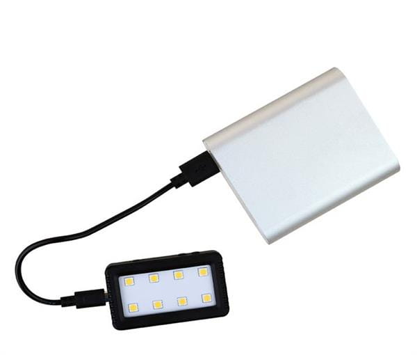 JJC_LED_8_Mini_Adjustable_LED_Light_with_Standard_Hot_Shot_Adapter_an_Powerbank.jpg