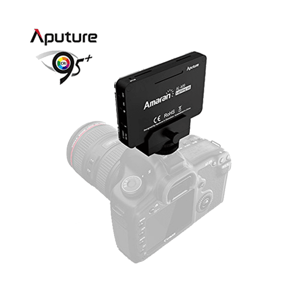 Aputure_AL_M9_Amaran_LED_mini_Light_auf_Kamera.png